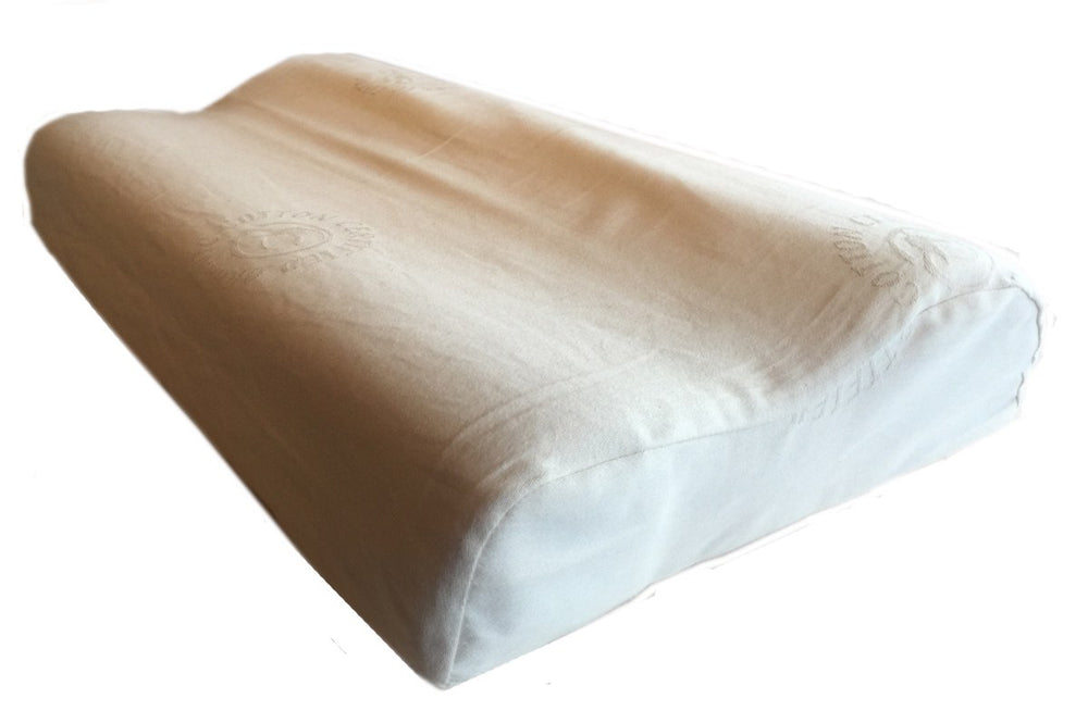 OMI Contour Natural Rubber Latex Pillows