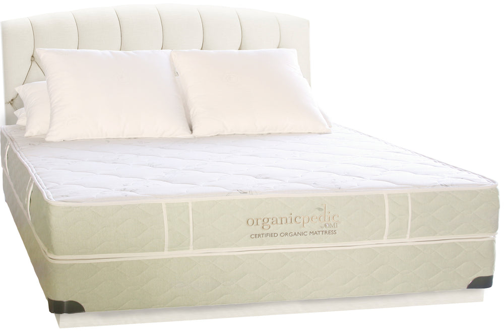 OMI midori certified organic rubber latex mattress