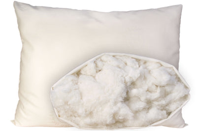 OMI organic cotton body pillows
