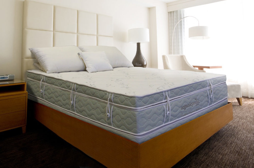 OMI Terra Organic Latex Mattress
