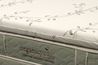 "OMI 3"" Wave organic latex mattress topper"