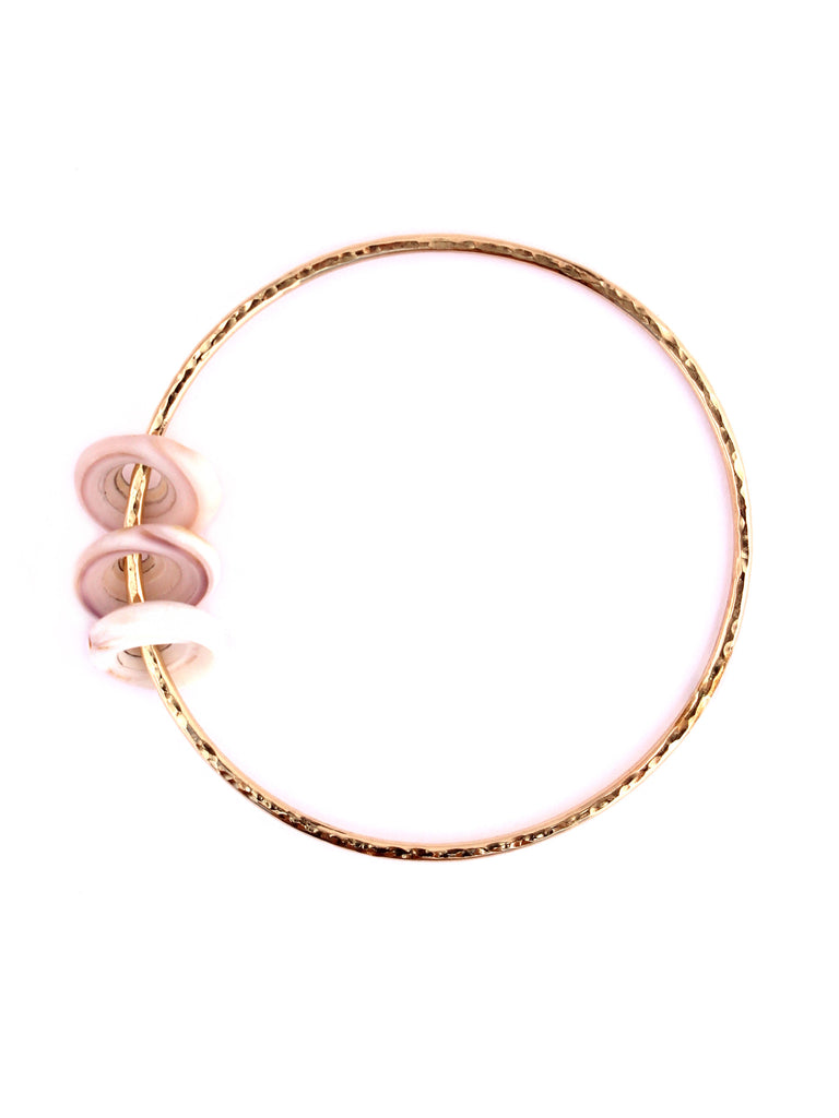 ❂ GOLD + PUKA BANGLE ❂
