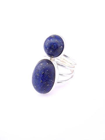 ☼ LAPIS SHOOTING STAR RING ☼ SALE!!!