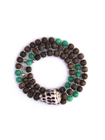 ❂ HEBREW CONE WRAP BRACELET ❂