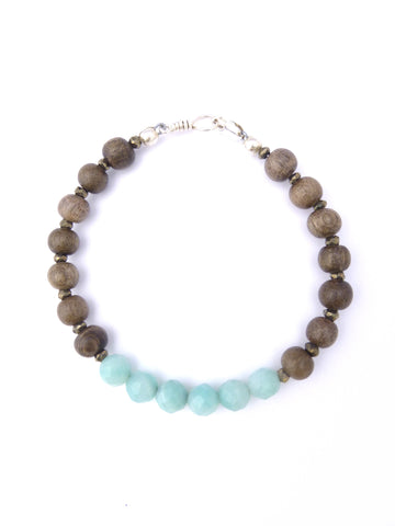 ❂ GRAYWOOD + AMAZONITE ❂
