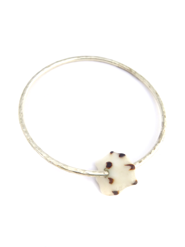 ❂ SPOTTED OWL BANGLE ❂