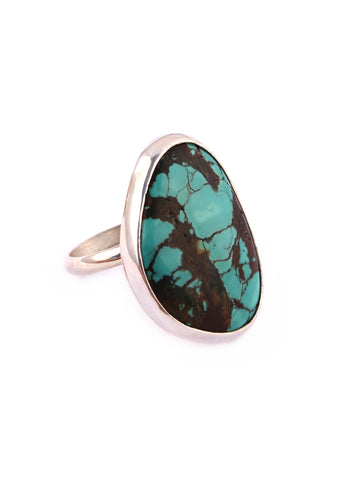 ☼ SEA BLUES RING ☼