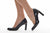Sanida Carroll Pentro Comfortable High Heels - Black Patent (model)