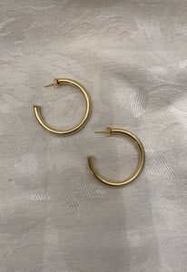 Big Gold Hoops