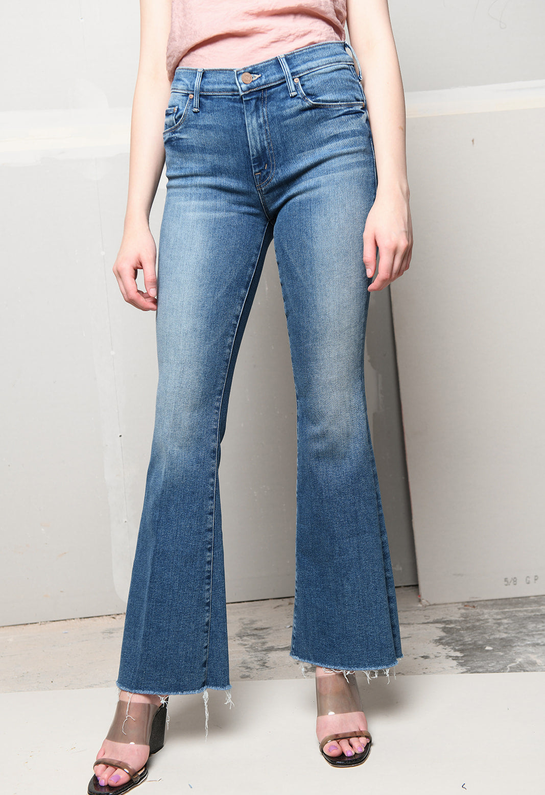 NWT Mother Denim The Weekender 27 Shoot To Thrill Size 26 28 $228