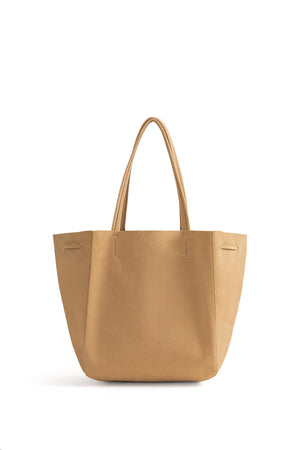 Camel Shopper Bag