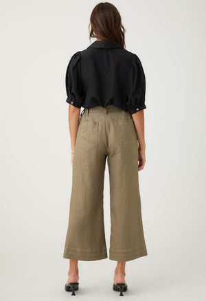 Olive Scout Pants