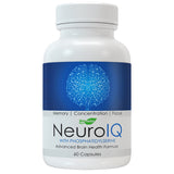 1 bottle of NeuroIQ Nootropic Brain Supplement Pills
