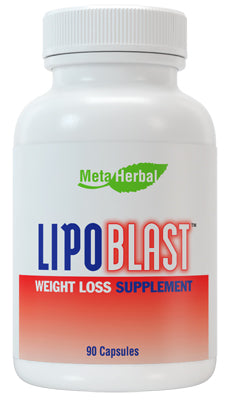 1 bottle of LipoBlast Brazilian Best Weight Loss Pill
