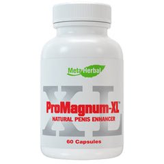 1 bottle of ProMagnum-XL Male Enhancement Pills: Powerful Testosterone Sex Booster