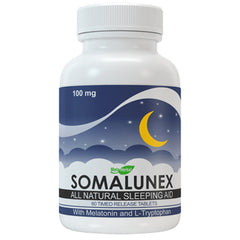 SomaLunex 100mg: Extra Strength Sleeping Pills Timed Release Tablets