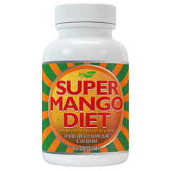 Super African Mango Diet Pills 440mg: Extreme Appetite Suppressant