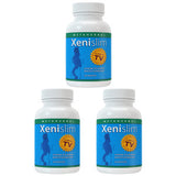 3 bottles of XeniSlim Extreme Diet Pill For Women: Fat Burner Weight Loss Formula