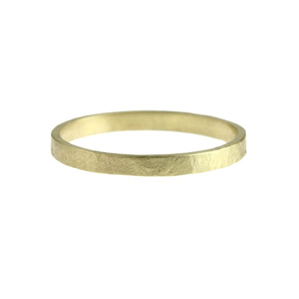 Parchment Ring in 14K Yellow Gold