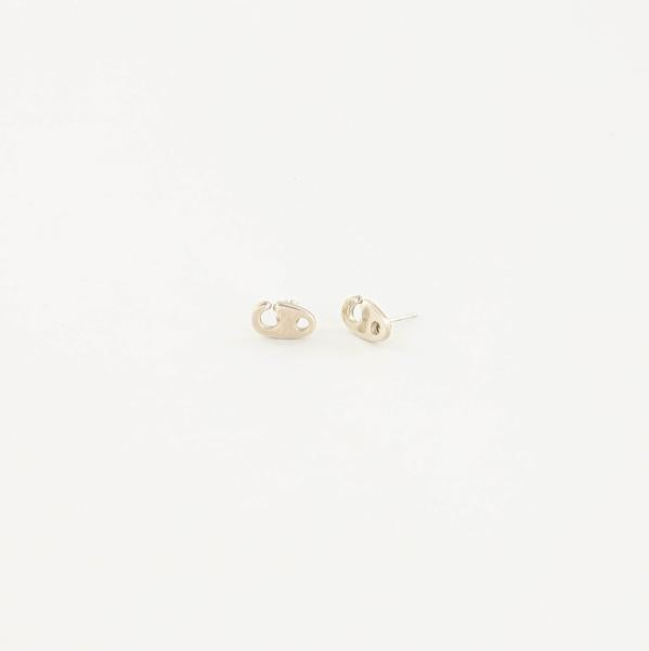 Mini Brummel Stud Earrings