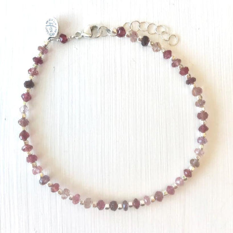 Beaded Gemstone Bracelet Workshop (Thursday, June 21st)