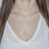 Clayton Chart Necklace