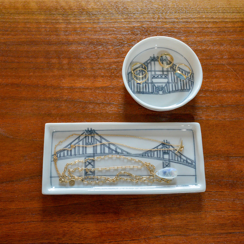Thousand Islands Bridge Tray