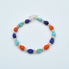 Oval Beaded Gemstone Bracelet Workshop (Tuesday, August 27th)
