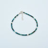 Small Round Beaded Gemstone Bracelet Workshop (Wednesday, August 21st)