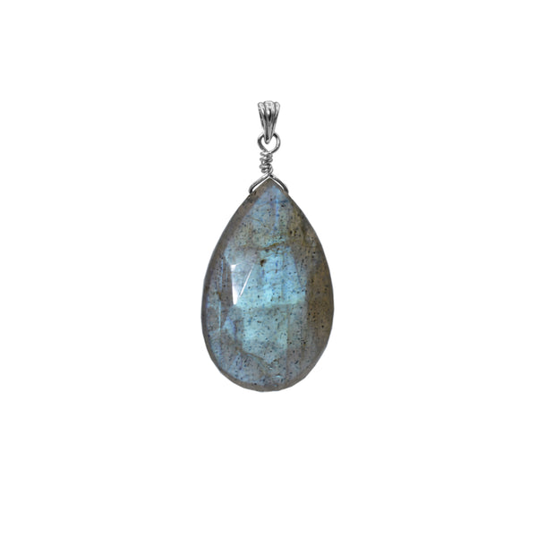 Large Gemstone Pendant