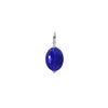 Gemstone Charm (Oval)
