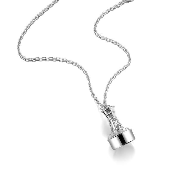 Classic Channel Marker Necklace