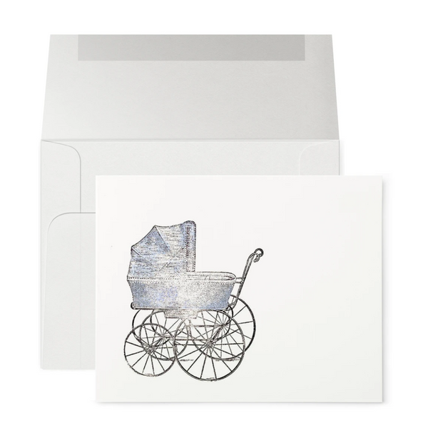 Greeting Card (Baby Carriage)