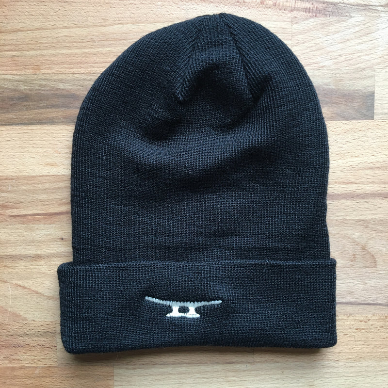 Merino Wool Cleat Beanie