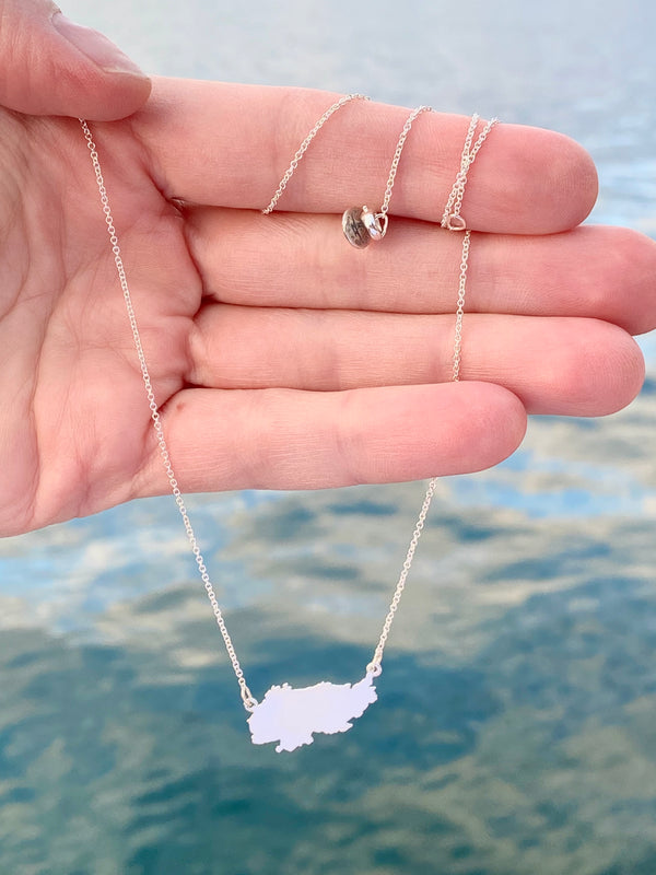 Grindstone Island Necklace