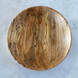 Wooden Bowl #365 (Medium Spalted Maple)