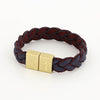 League Bracelet (Navy/Maroon)