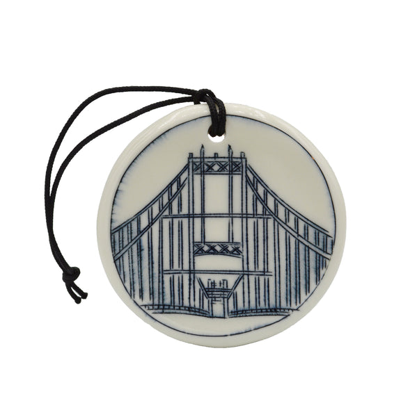 Thousand Islands Bridge Ornament