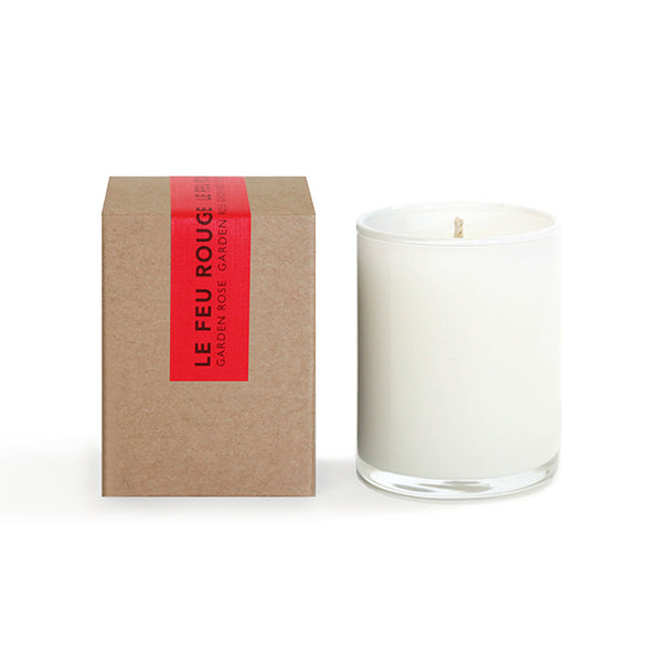 Le Feu: Garden Rose Votive Candle