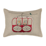 Pocket Pillow (Gondola Ski Lift)
