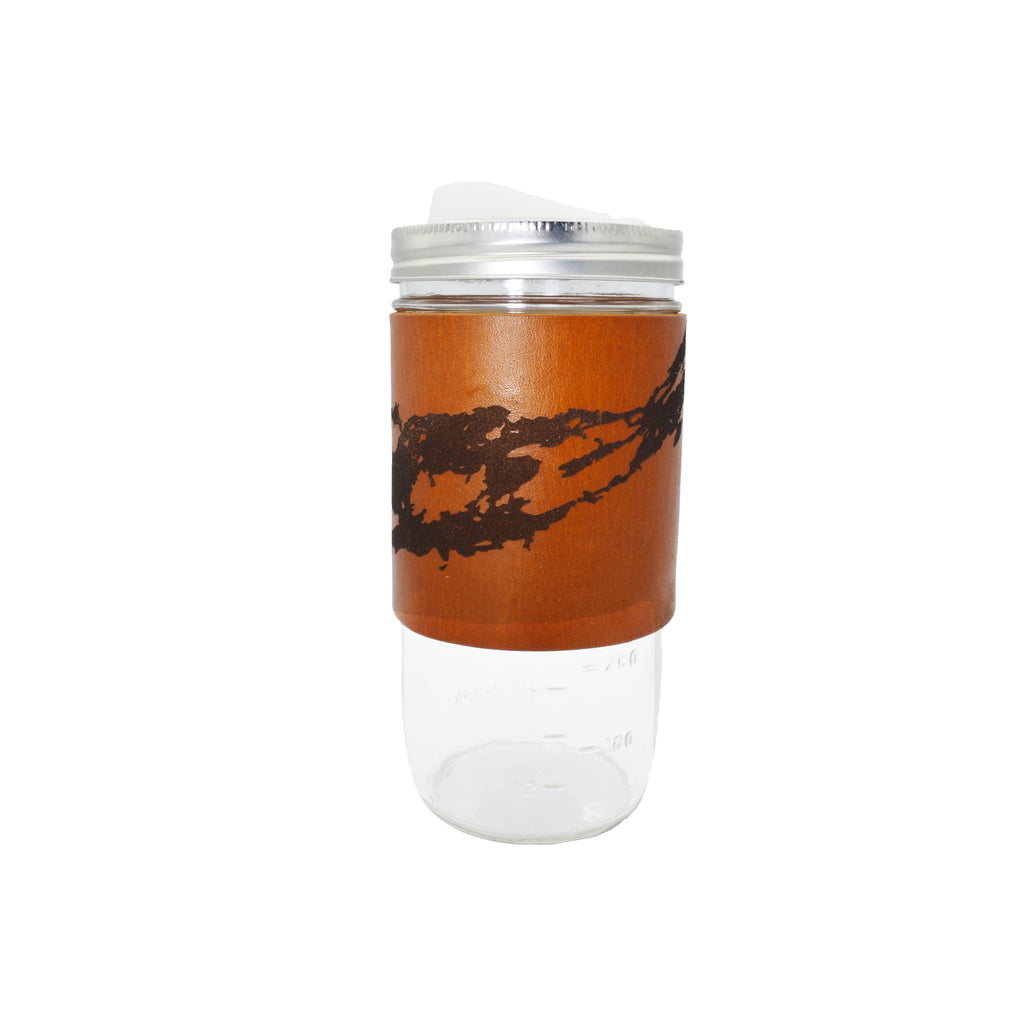 St. Lawrence River Chart Travel Mug