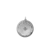 Wellesley Island Pendant in Sterling Silver