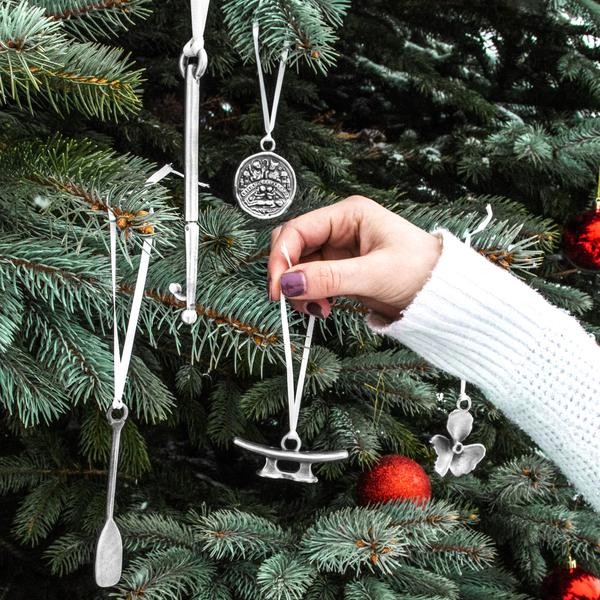 Pewter Ornaments
