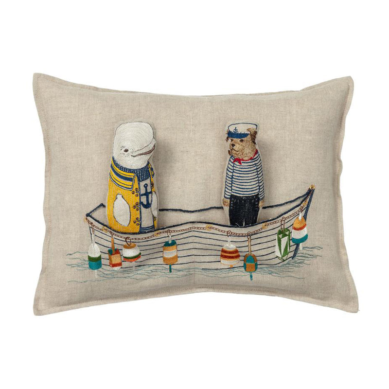 Pocket Pillow (Dinghy)