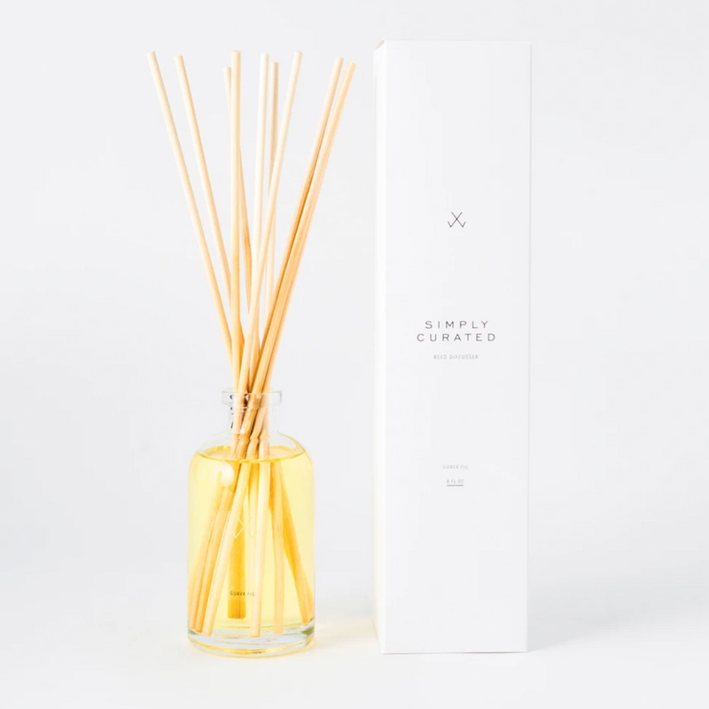 Reed Diffuser (Guava Fig)