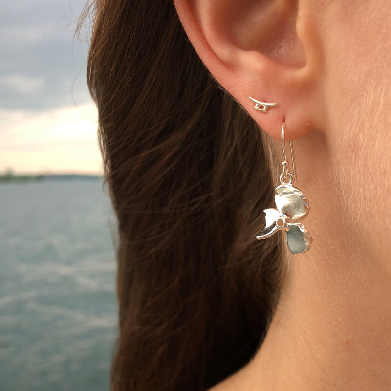 Shoalfinder Prop Earrings