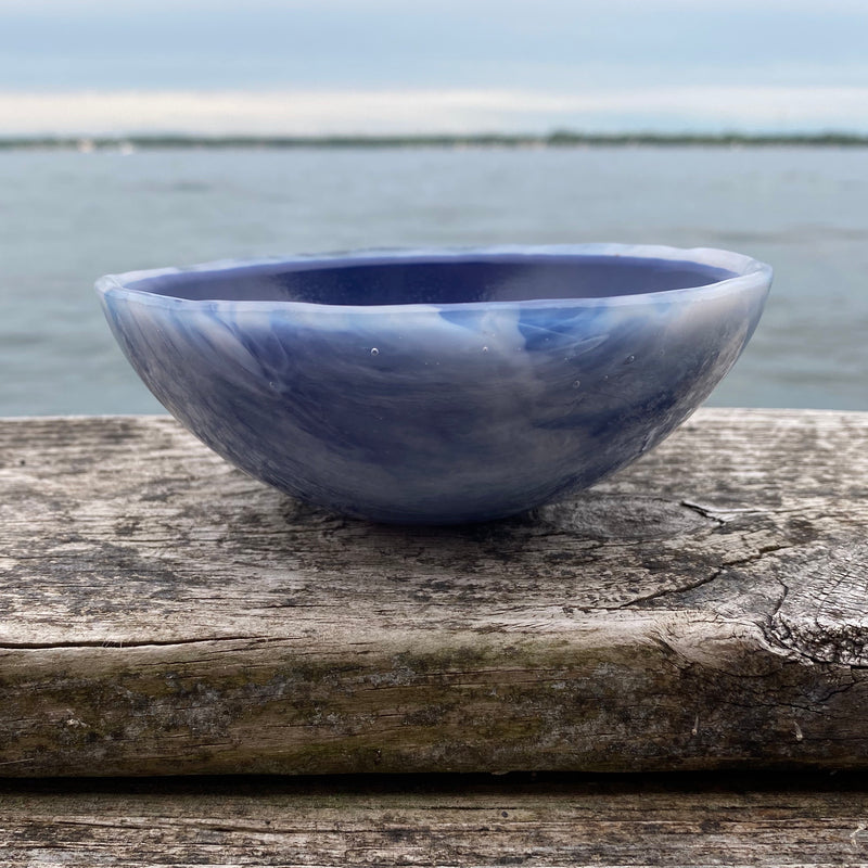 Small Glass Bowl (Channel Marker)