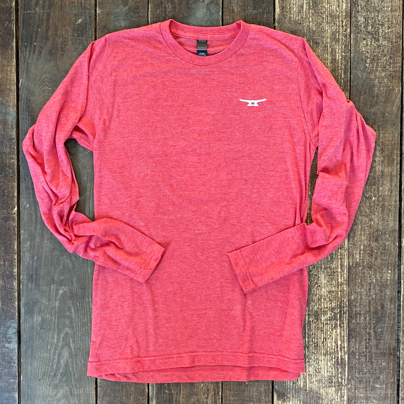 Channel Marker Long Sleeve Tee Shirt