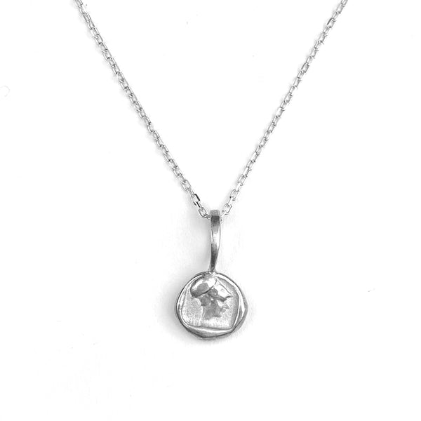 Athena Necklace in Sterling Silver