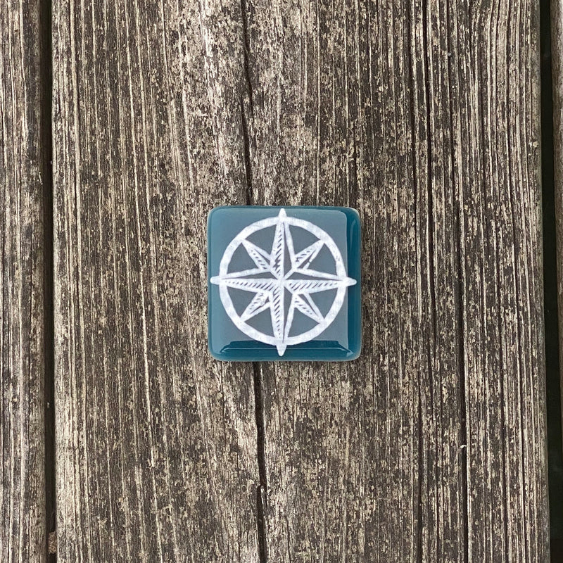 Magnet (Compass Rose)